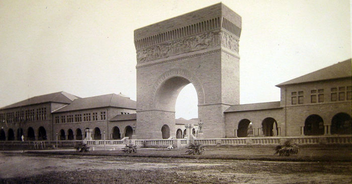 Stanford University And The 1906 Earthquake